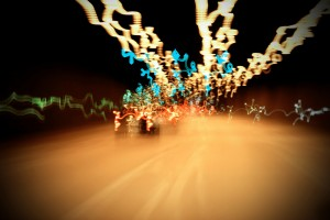 blurred_outlook_while_driving