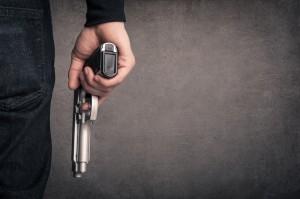 Ex-Felon Possession Of A Firearm