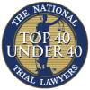 Top 40 trial lawyers under 40