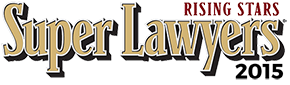 Rising Stars Super Lawyers 2015
